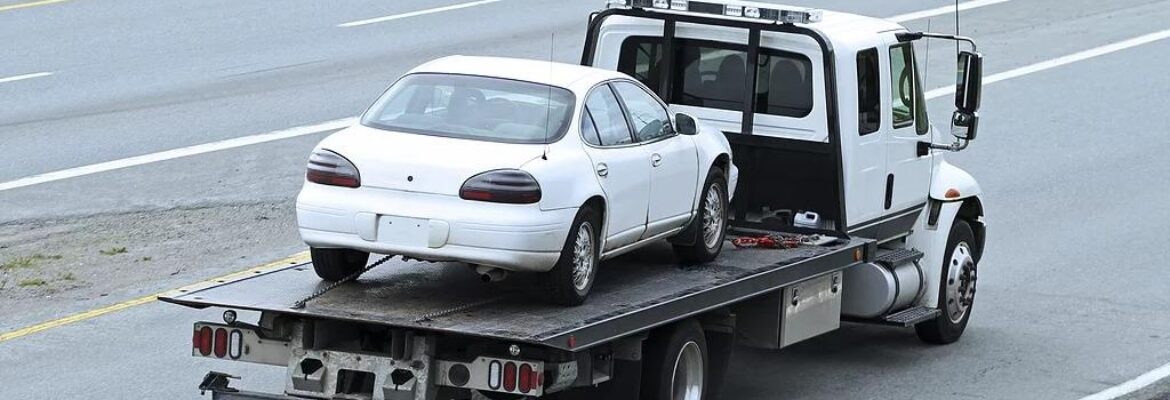 Harrison Towing Service