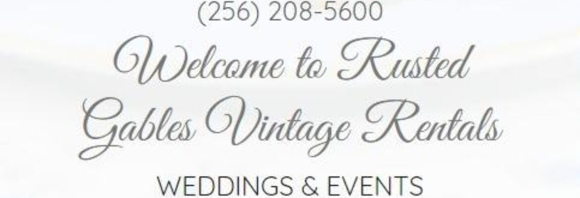 Rusted Gables Vintage Rentals